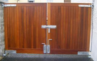 Gates - Inniskeen Joinery Works