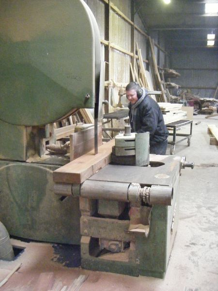 Inniskeen Joinery Works - Workshop