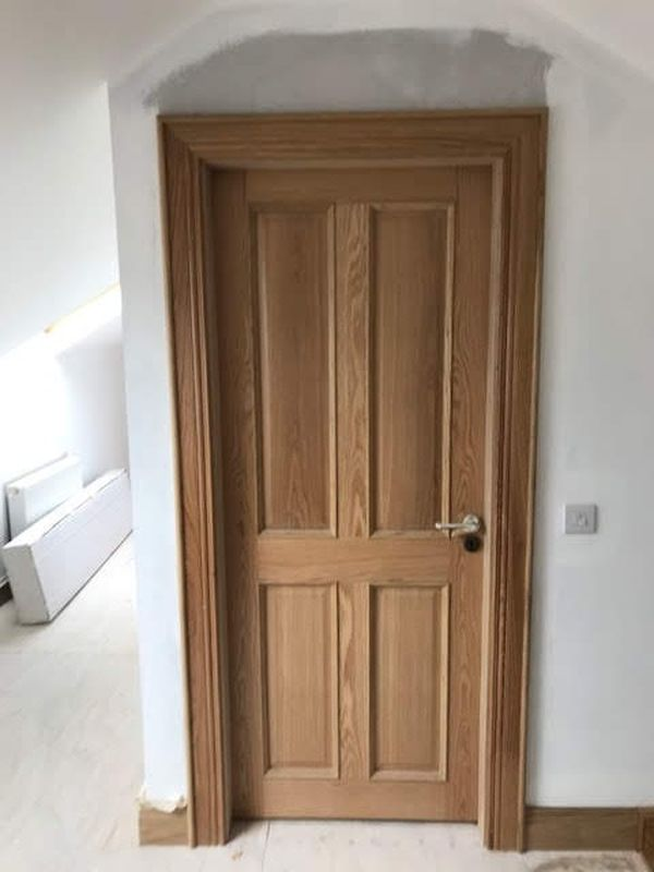 Deanta Doors - Inniskeen Joinery Works