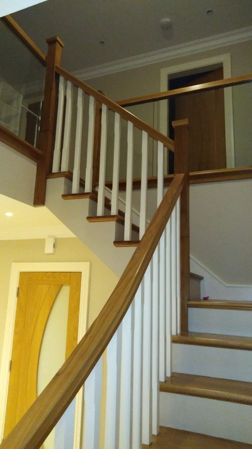 Stairs - Inniskeen Joinery Works