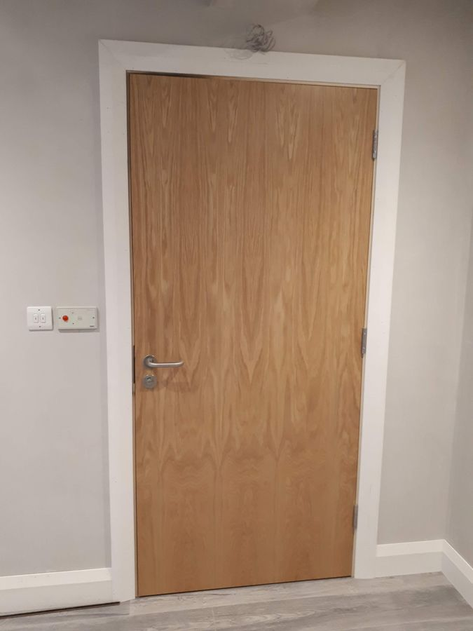 Fire Doors – Inniskeen Joinery Works